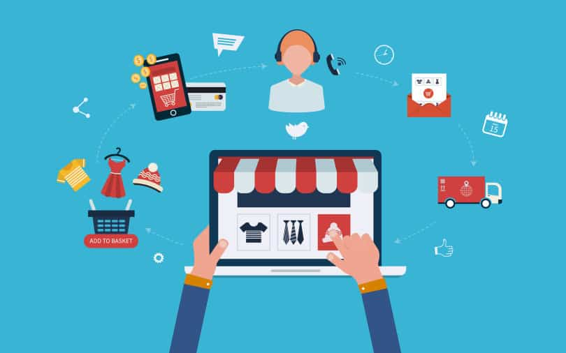 How to develop online Ecommerce store