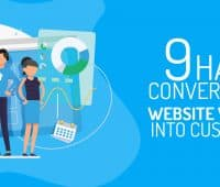 Convert Your Website Visitors Into Customers