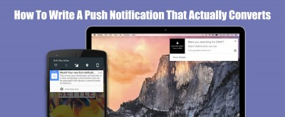 web push notifications feature