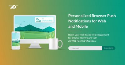 wigzo launches zopush web push notifications