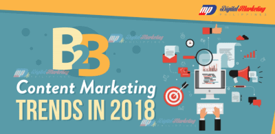 B2B content marketing trends in 2018
