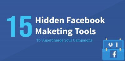 Hidden Facebook Marketing Tools
