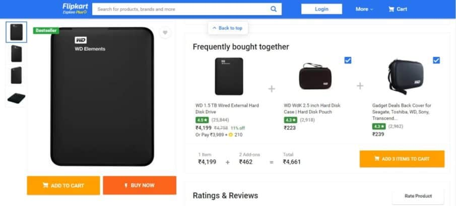 upsell-crossell-example-flipkart
