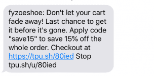 cart_abandonment_sms
