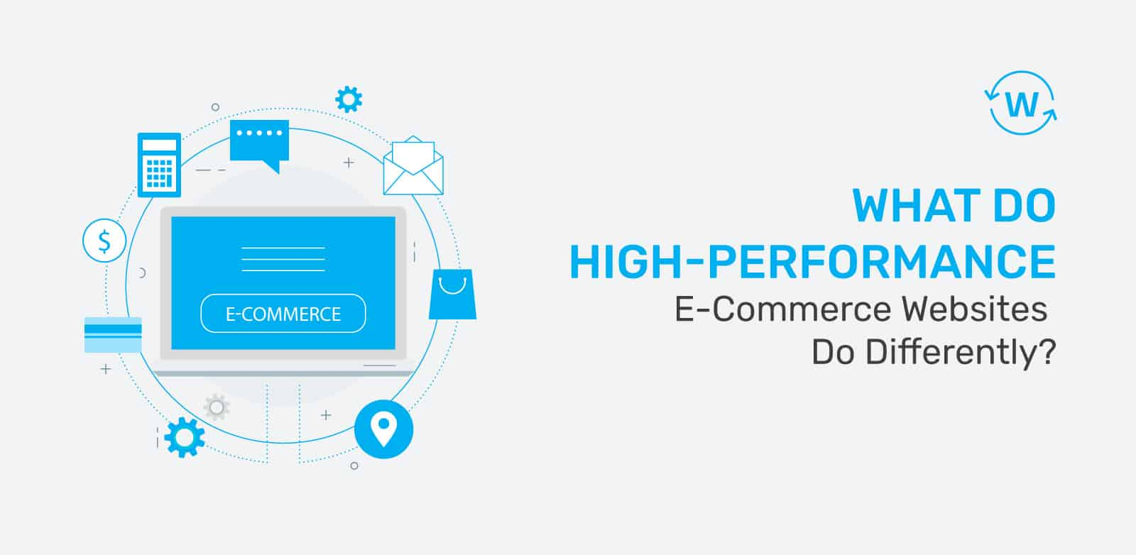 High-Performance eCommerce Websites