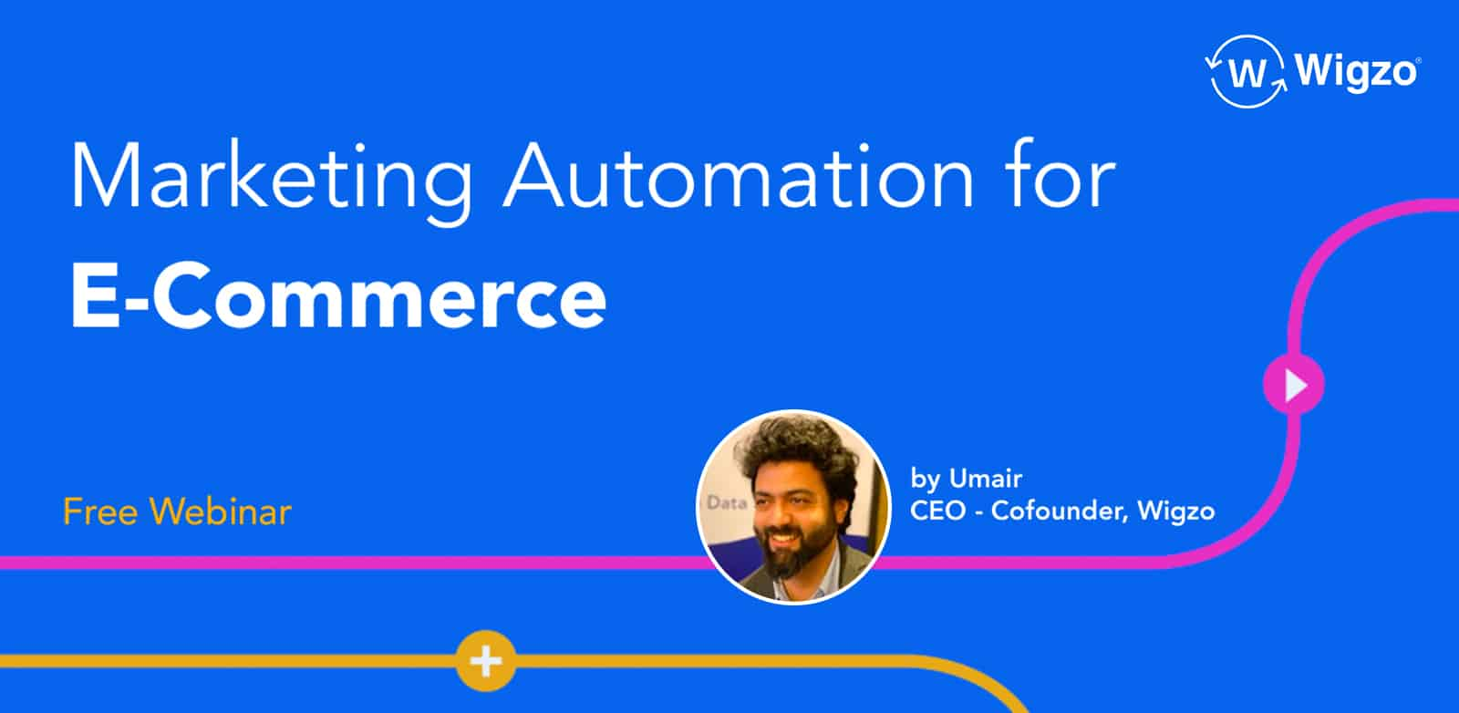 Live Webinar on Marketing Automation for Ecommerce
