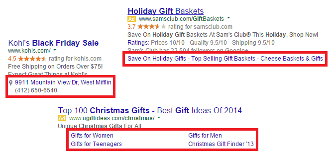 Launch PPC Holiday Ads