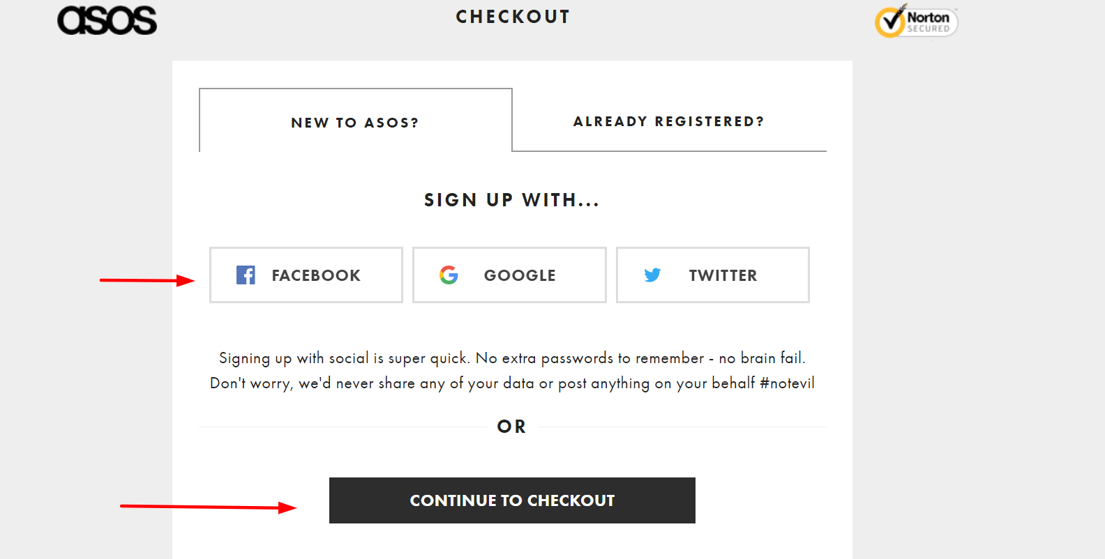 Asos-Guest-Checkout-Example