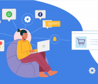 Omnichannel E-Tail: What & How of Retaining Modern Customers with an Omnichannel Approach