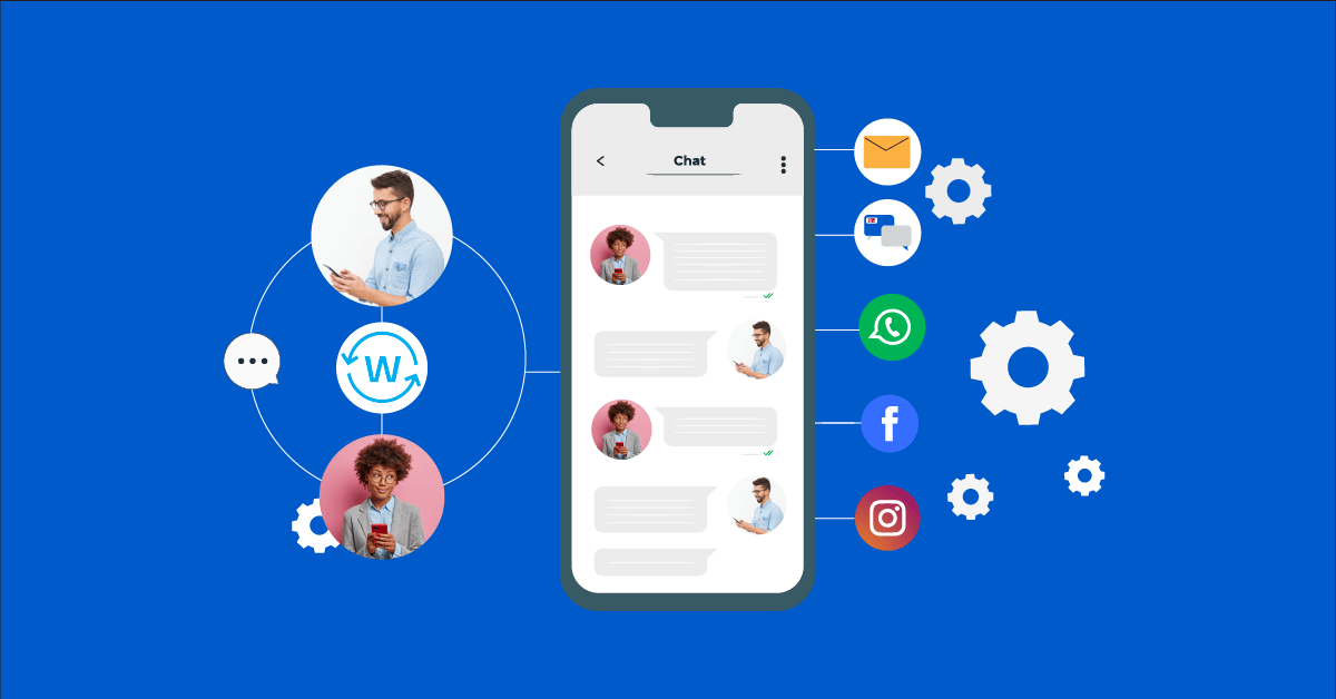 Manage Customer Chats in One Place Introducing Conversations by Wigzo