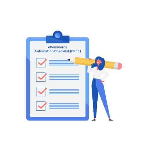 The Ecommerce Automation Checklist 1