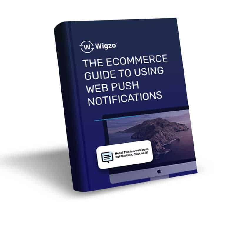 Free Guide on Web Push Notifications on Ecommerce 2